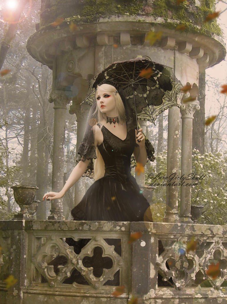 Lady Autumn by LaraGirlySkull