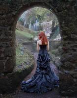 My little paradise by LaraGirlySkull