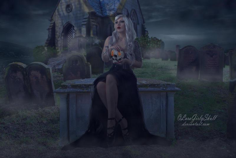 Lilith by LaraGirlySkull