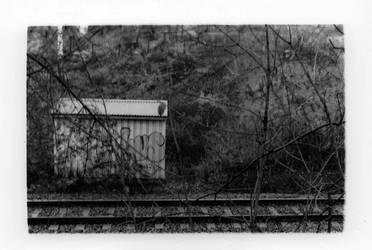 no train passing by by Ingvill