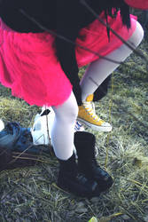 these boots are made for... by Ingvill
