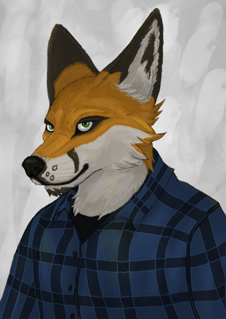 New Avatar Portrait by Hircreacc