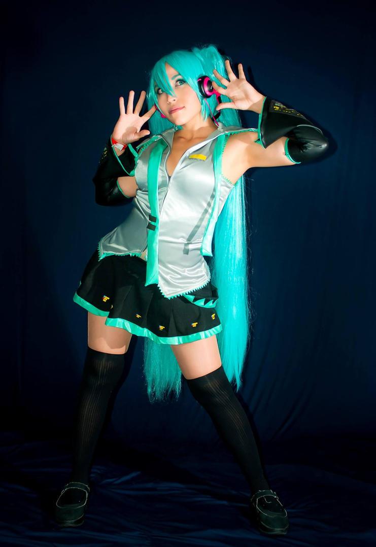 Hatsune Miku by RinaMx