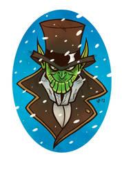 Ebenezer Skrull by Kendal14