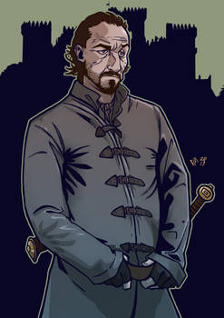 Sir Bronn of the Fucking Blackwater