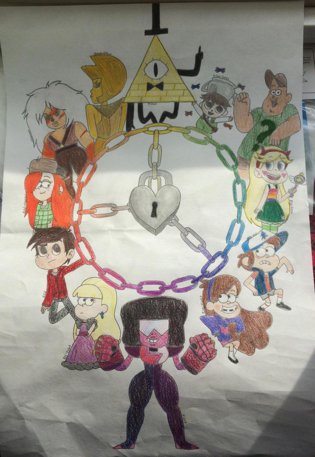 Co color wheel art - Cartoon Color Wheel By Askguingf Cartoon Color Wheel By Askguingf
