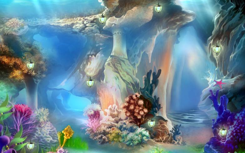 Under Water by Lunashi-San
