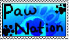 PawNation Stamp by Lunashi-San