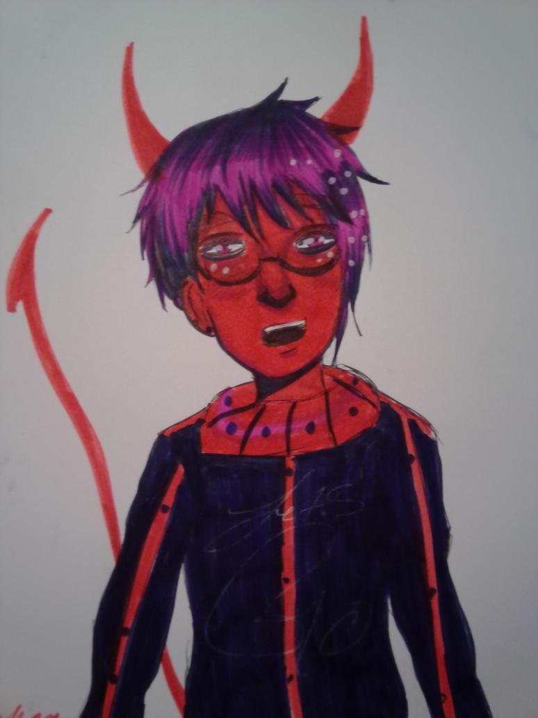 red hot by Rhiaku