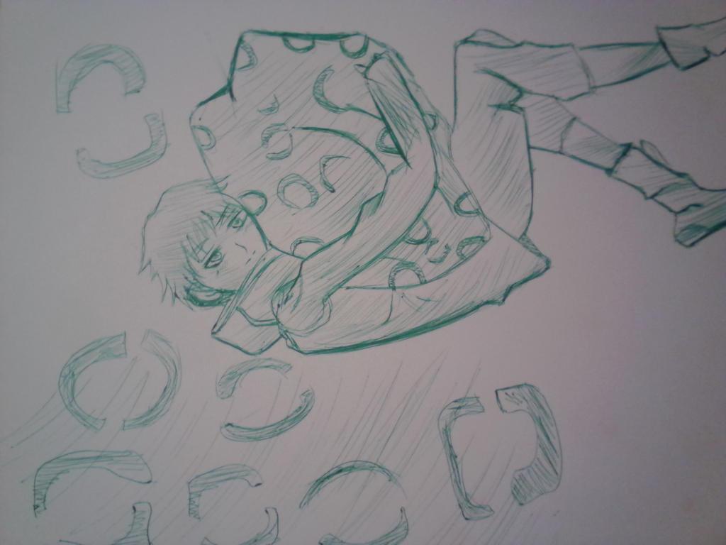 sketch practice by Rhiaku