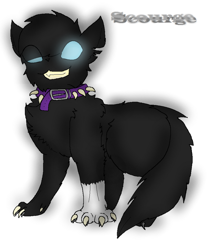 Scourge. by InsaneCuteKitty