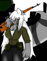 sharp shooter by Hegebat