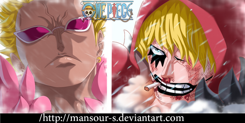 One Piece 767 by Mansour-s