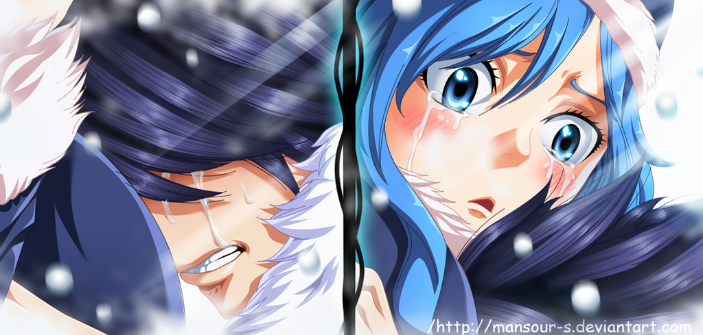 Fairy Tail Gray And Juvia By Mansour S