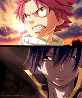 fairy tail 445 by Mansour-s