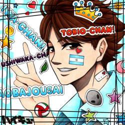 COMMISSION - Oikawa Tooru