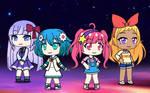 Hikaru and Friends