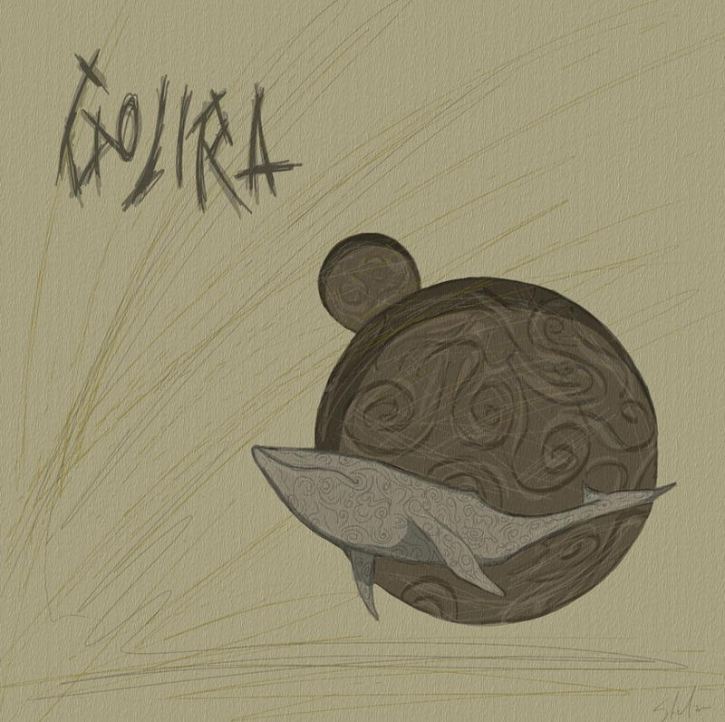 gojira from mars to sirius cover - photo #13