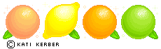 Fruit sheet by Bulldoggenliebchen