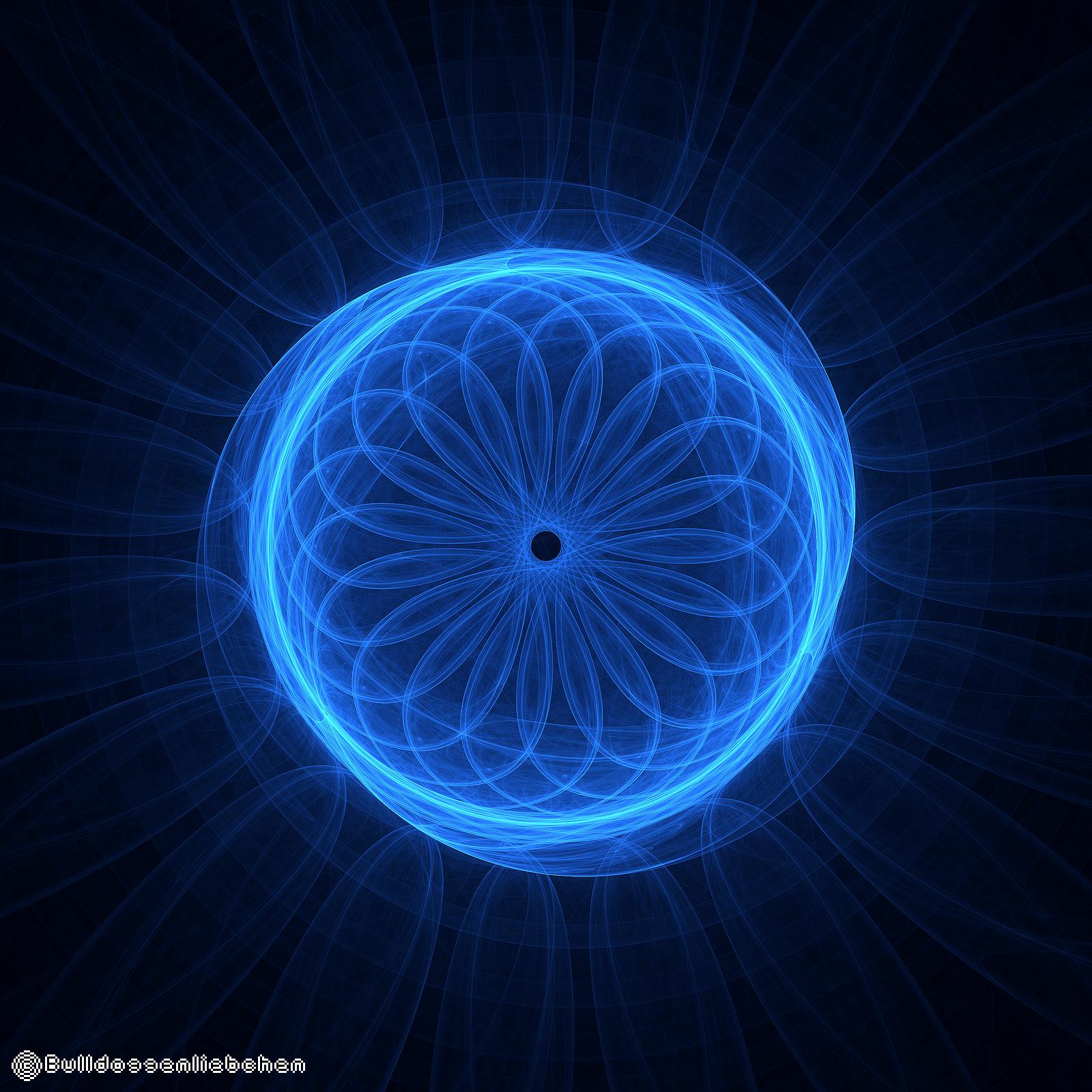 Yarn Spiral by Bulldoggenliebchen