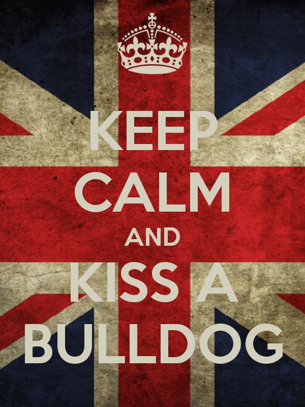 Keep-calm-and-kiss-a-bulldog by Bulldoggenliebchen