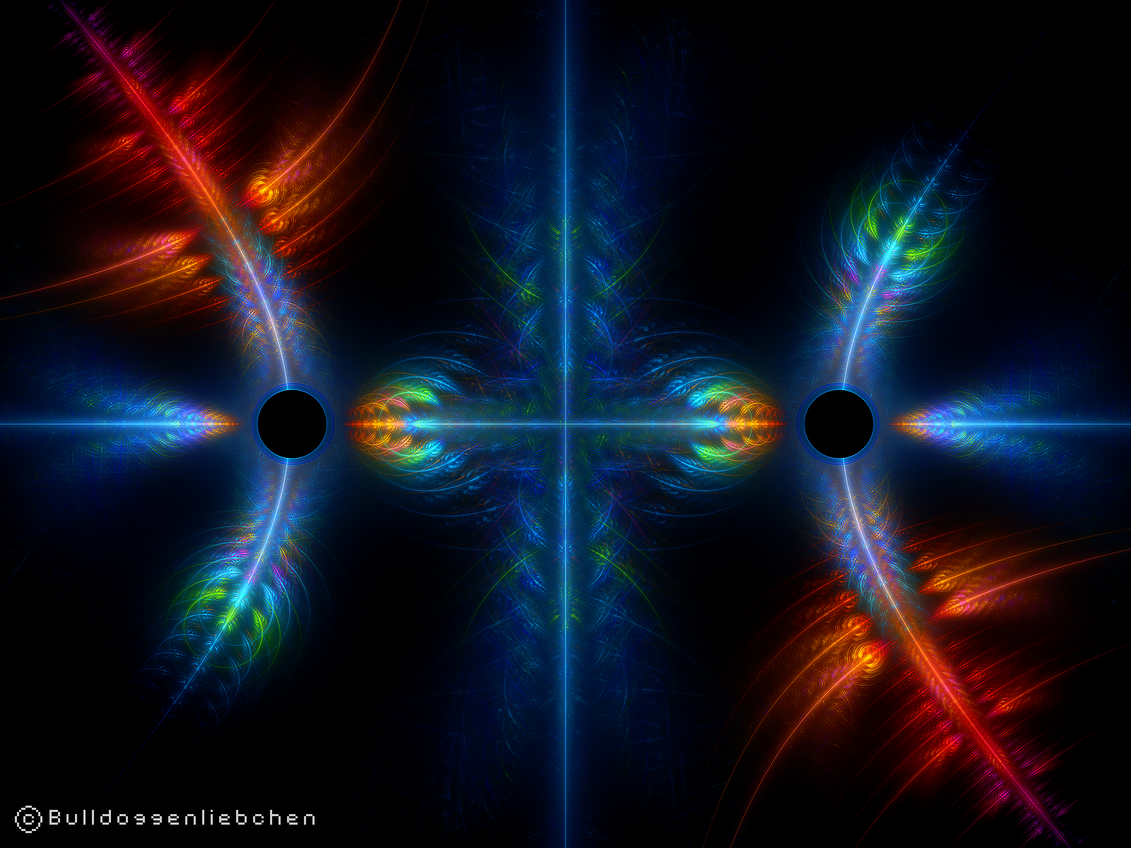 Spectral Lines Produced Spectral Lines By Bulldoggenliebchen Dyr