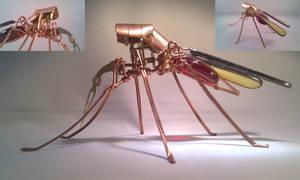 Steampunk Mosquito