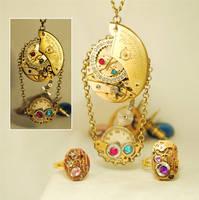 Latest Steampunk Jewellery by Henri-1