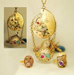 Latest Steampunk Jewellery