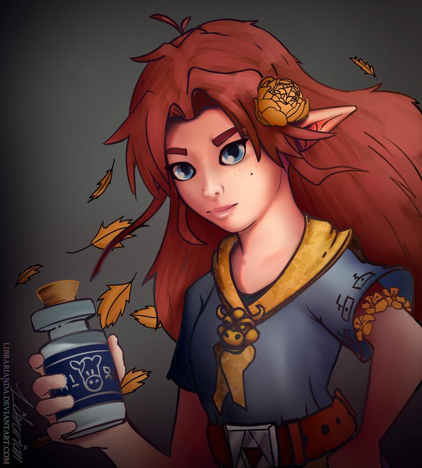 Zelda malon pic zelda malon pic video games-4186