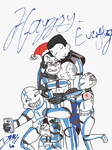Happy-Everything!(Star Wars the clone wars fan art