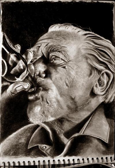 Bukowski - done by Musso