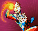 Ultraman Zero Commission