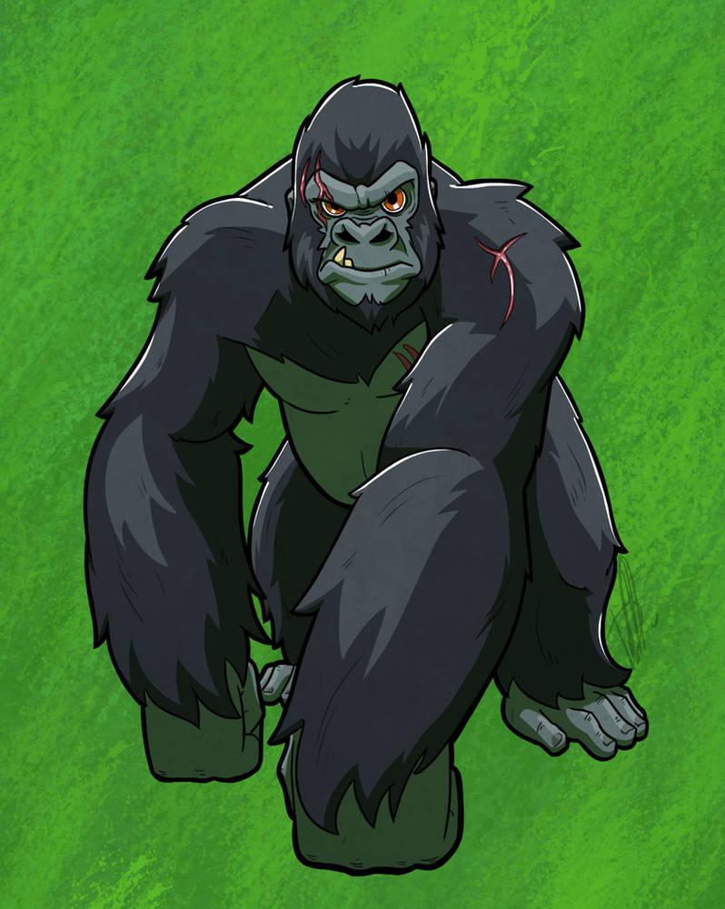 King Kong by Daikaiju-Danielle