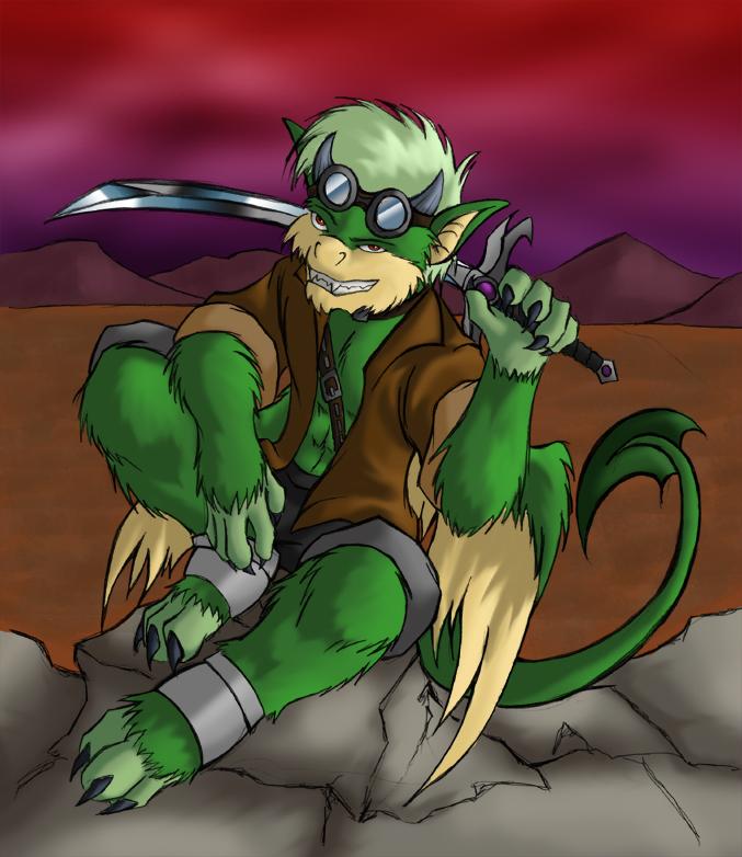 Arrik by dragonsong12