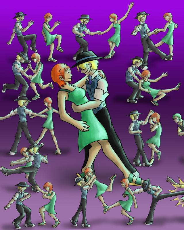OP - swing dancing by dragonsong12
