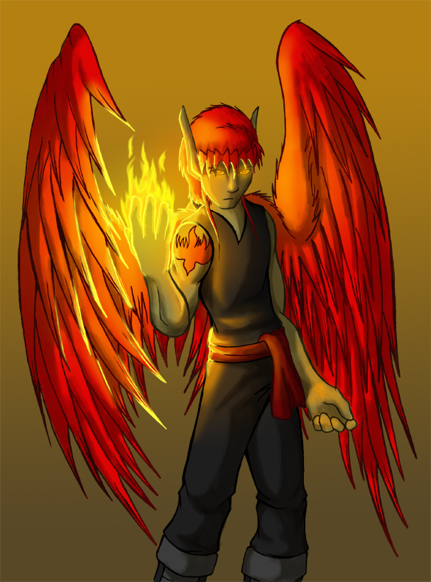Firebrand by dragonsong12