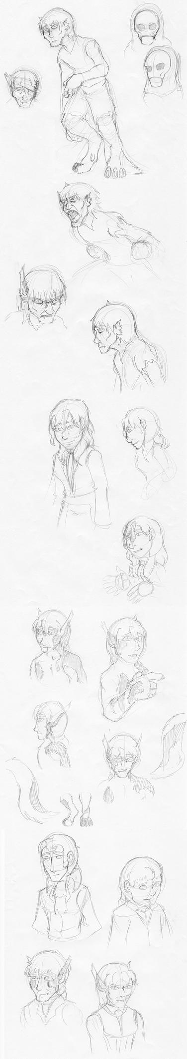 TM2 Sketchdump 4 by dragonsong12
