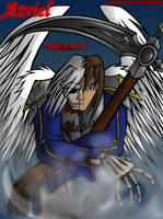 Azriel: Angel of Death by dragonsong12