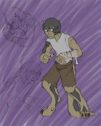 TM2 Second Main Character Final Design/Colors by dragonsong12