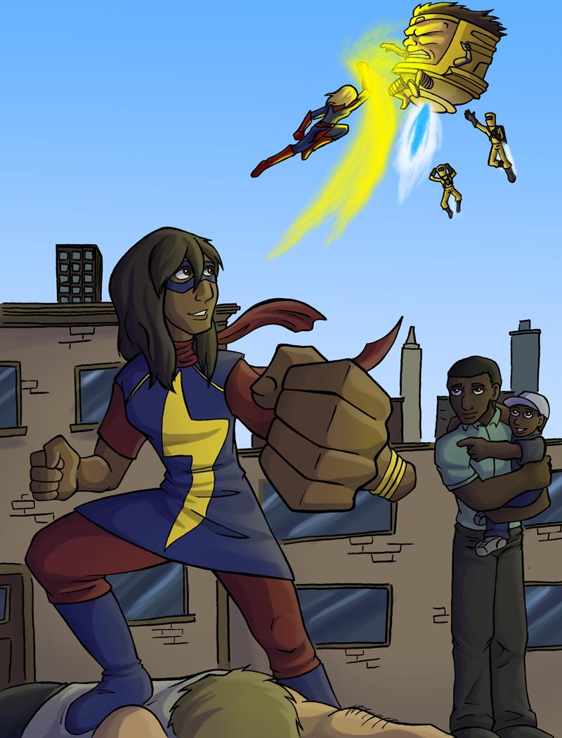 Heroes by dragonsong12