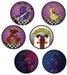 FNAF Buttons