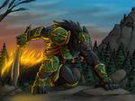 Warpwolf Stalker