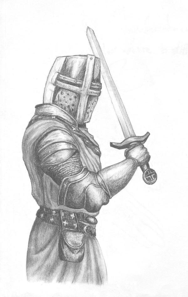 Crusader by picous