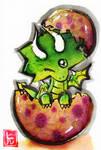 Sumi-e - Drago 002