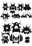 Monster Design - 001