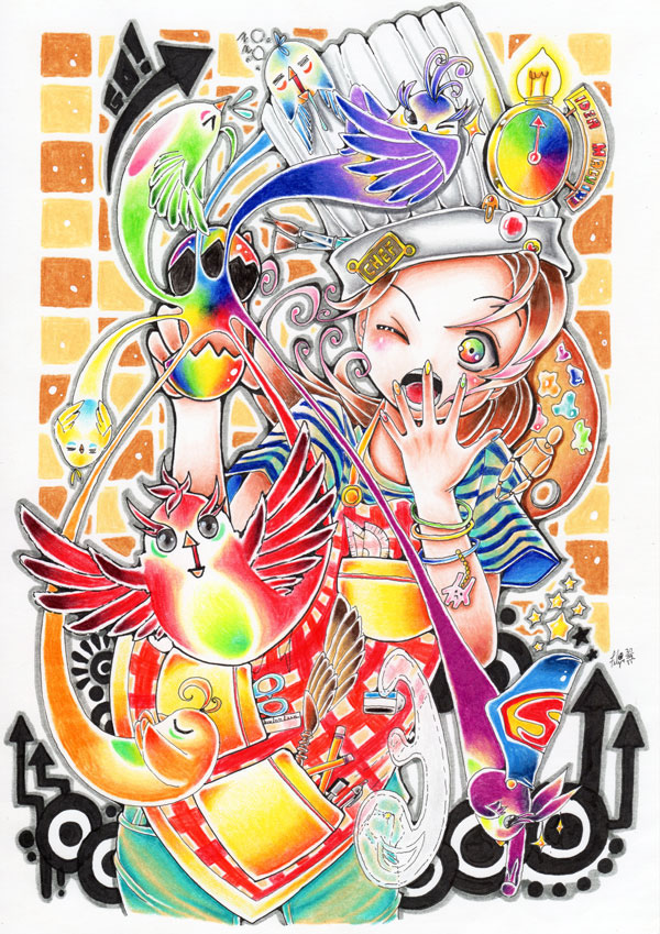 Portfolio - Hiru Miyamoto Explosion_of_colors_by_hiru_miyamoto-d4cw1w3