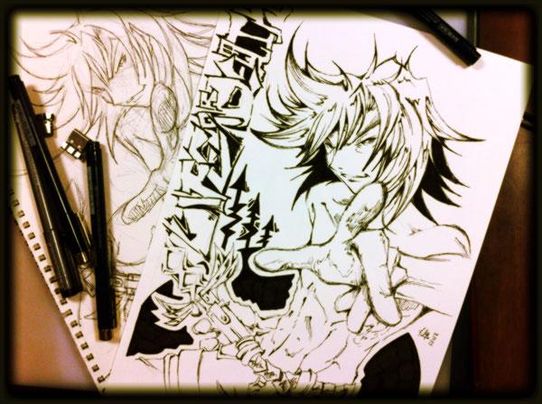 Portfolio - Hiru Miyamoto Slash___sketch_by_hiru_miyamoto-d5h6uc8