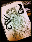 Sketch myself