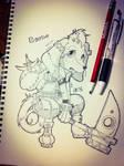 Sketch - Berno
